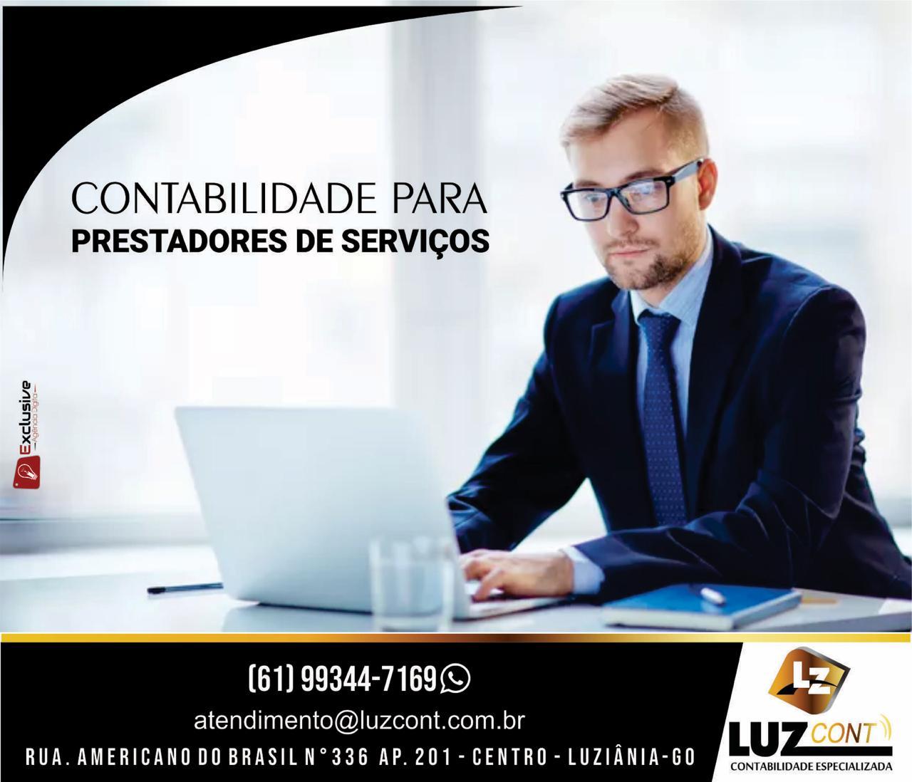 contabilidade para prestador de serviços